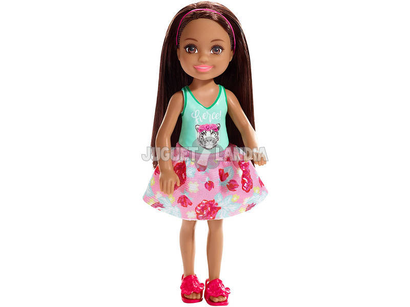 Barbie Muñeca Chelsea Surtida Mattel DWJ33