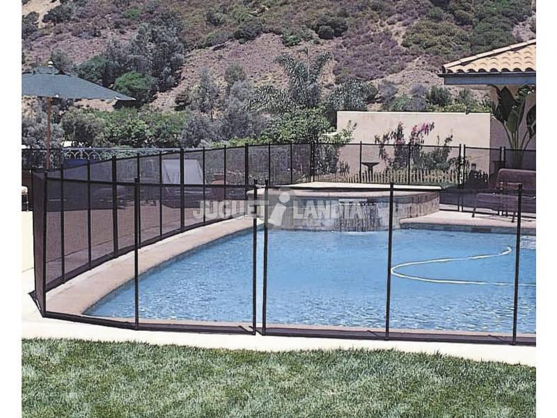 acheter barri re de protection pour piscines 366 x 125 gre 779700 juguetilandia. Black Bedroom Furniture Sets. Home Design Ideas