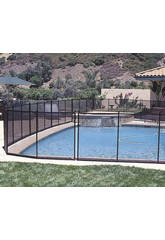 Barrera De Protección Para Piscinas 366x125 Gre 779700