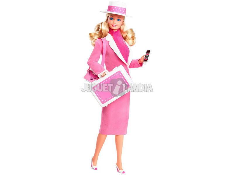 Barbie Colección Día y Noche Mattel FJH73