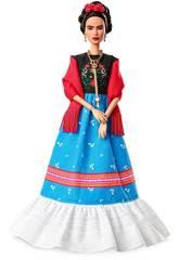 Barbie Colección Frida Khalo Mattel FJH65