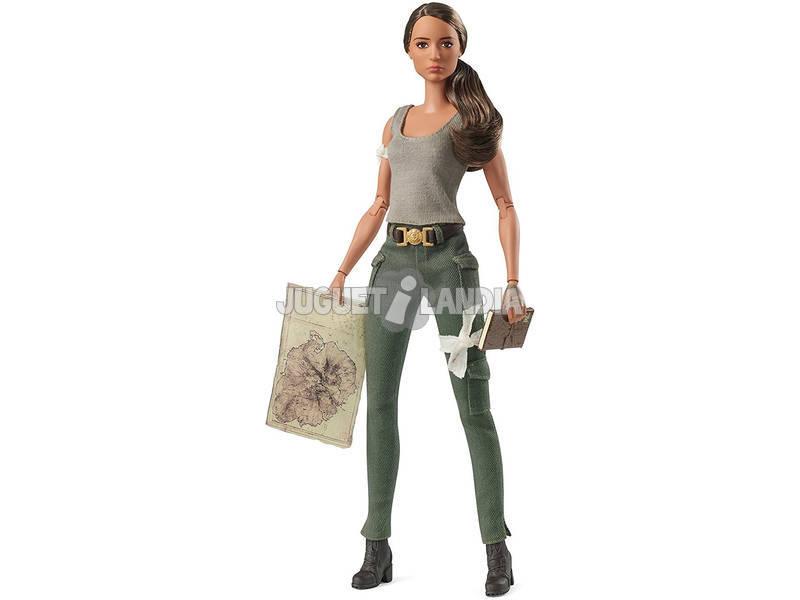 Barbie Colección Tomb Raider Mattel FJH53