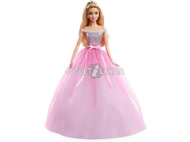 Barbie Colección Feliz Cumpleaños Mattel DVP49