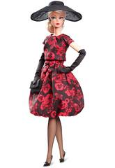 Barbie Kollektion Elegant Rose Cocktail Dress MattFJH77