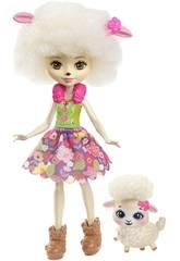 Enchantimals Lorna Lamb Doll FNH25