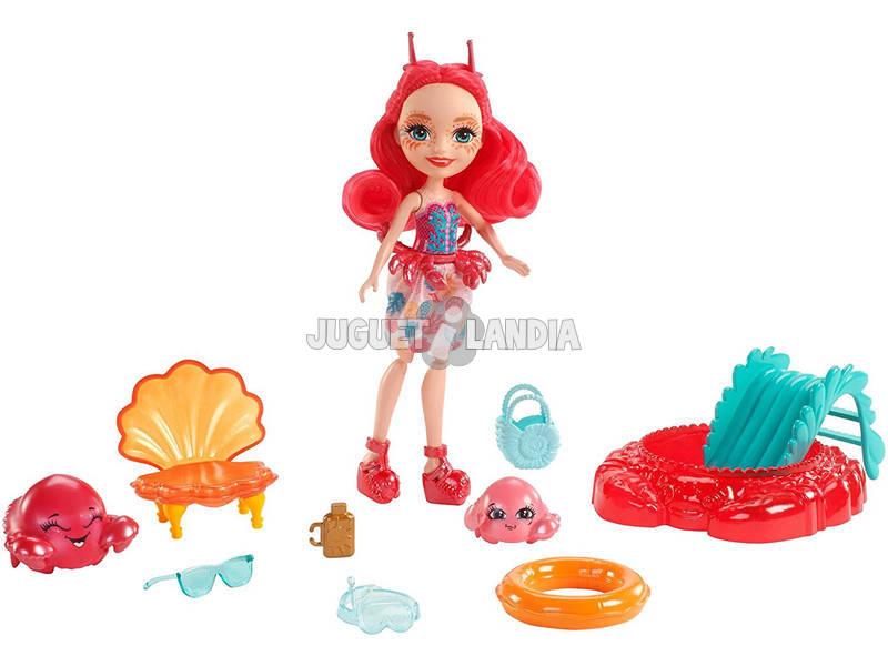 Enchantimals Muñeca Mundo Acuático Mattel FKV58