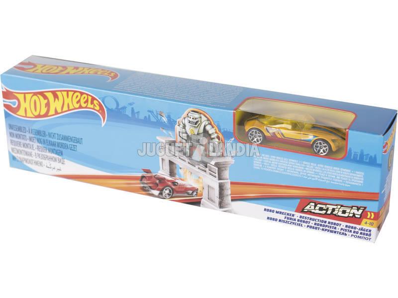 Hot Wheels Mega Rampa De Salto Mattel DNN77