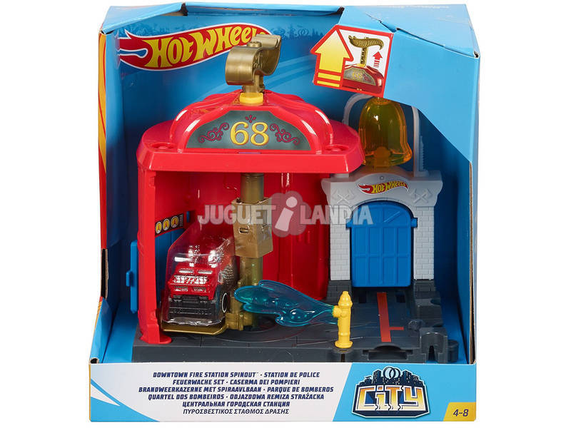 Hot Wheels Cidade Mattel FRH28