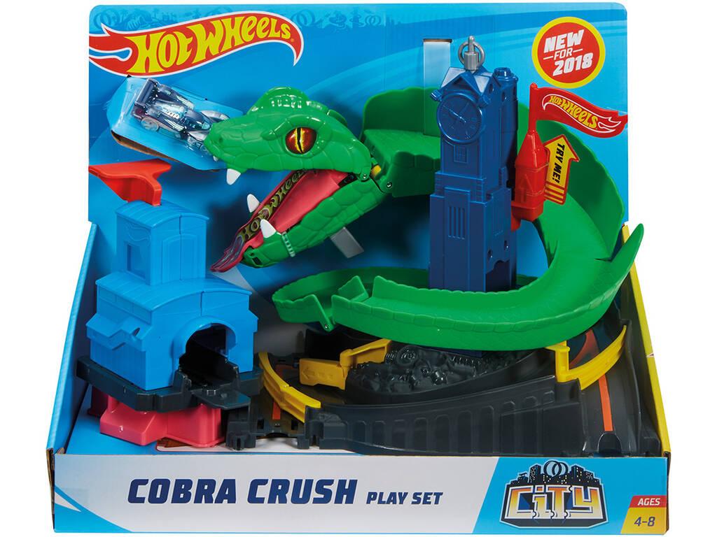 Hot Wheels Pista Cobra Infernal Mattel FNB20