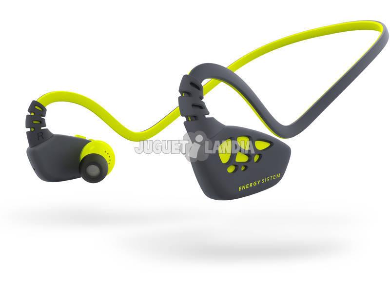 Auricolari Sport 3 Bluetooth Color Giallo Energy Sistem 429288
