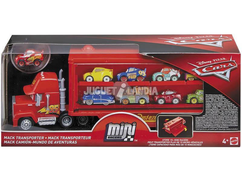 Cars Mack Camión Mundo De Aventuras Mattel FLG70