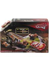 Cars Pista Tractores Chiflados Mattel FLK03