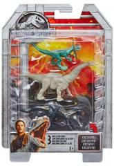 Jurassic World Pack De 3 Mini Dinossauros Mattel FPN72