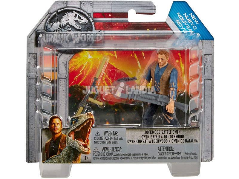 Jurassic World Assortimento Figure Basiche Mattel FMM00