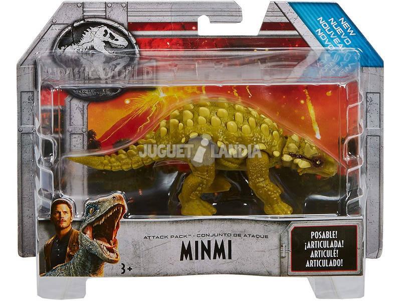 Jurassic World Dinossauros De Ataque Mattel FPF11