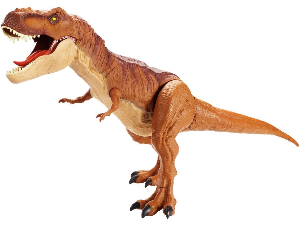 Jurassic World Tyrannosaurus Rex Supercolosal Mattel FMM63