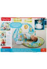 Gimnasio Fisher Price Osito Musical Mattel DYW46
