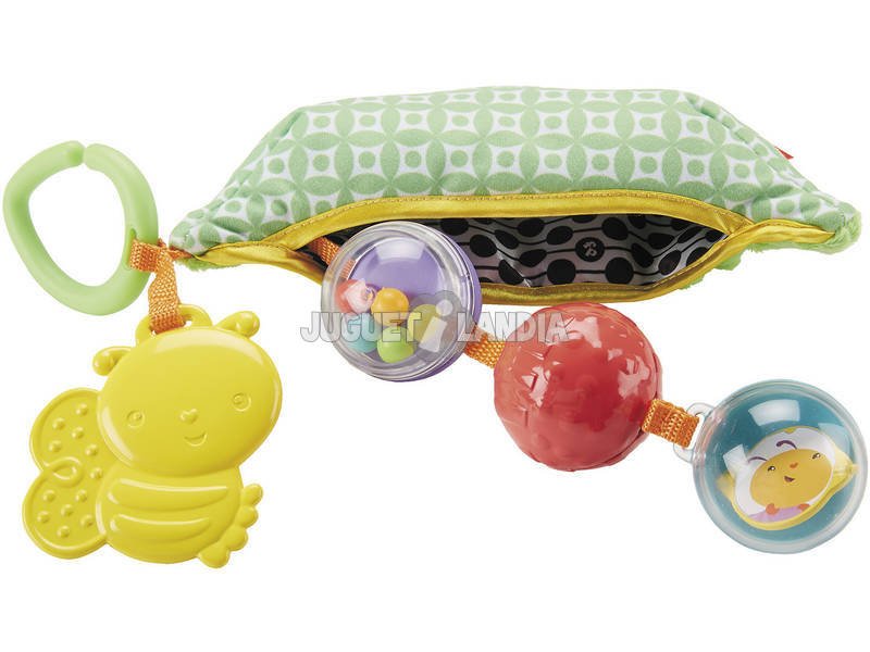 Guisantes Sorpresas Fisher Price Sensoriales Mattel DRD79
