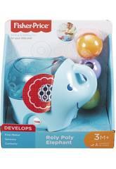 imagen Fisher Price Elefantito Pelotitas Mattel DYW57
