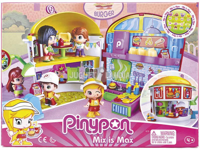 Pinypon Burger Famosa 700014344