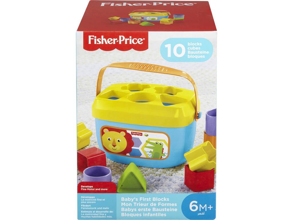Fisher-Price Blocchi Assortiti Mattel FFC84