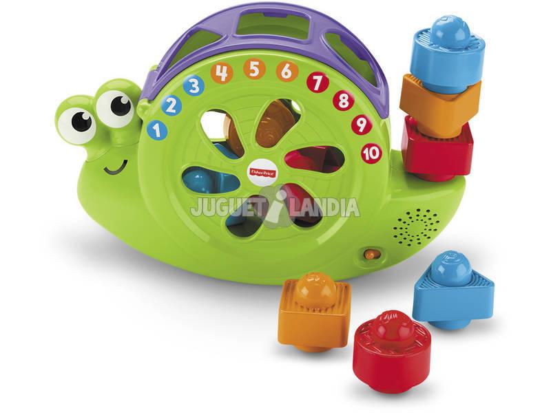 Lumaca Forme e Canzoni Mattel FRB96