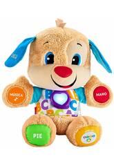 imagen Perrito Fisher Price Primeros Descubrimientos Mattel FPM53