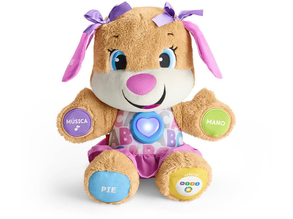 Perrita Fisher Price Primeros Descubrimientos Mattel FPP55