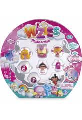 Wizies Pack 8 Figures célèbres 700014293