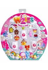 Wizies Pack 16 Figures célèbres 700014281