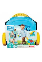 Megabloks Encajables Sobre Ruedas Mattel FLT37