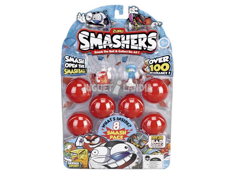 Smashers Pack 8 Famosa 700014387