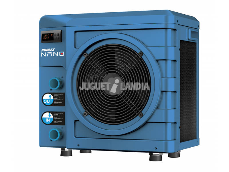 Pompa di Calore Poolex Nano Blu