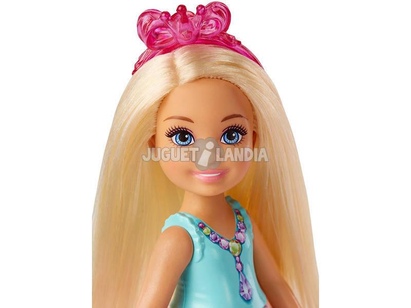 Acheter barbie chelsea et licorne mattel fpl82 juguetilandia - Barbie licorne ...