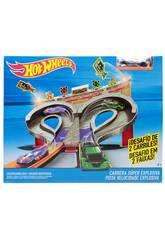 Hot Wheels Pista Súper Speed Blust Mattel CDL49