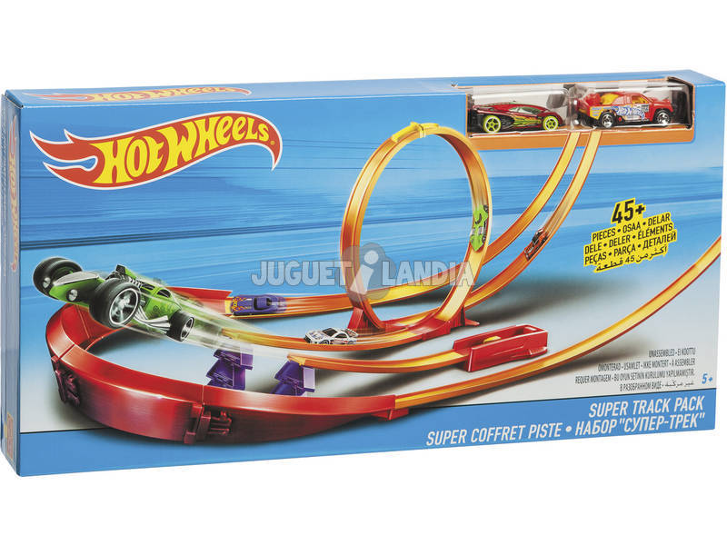 Hot Wheels Pista Super Creazione Mattel Y0276