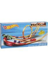 Hot Wheels Super Coffret Piste Mattel Y0276