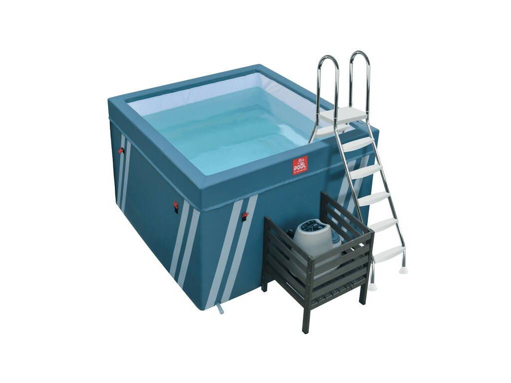 Mini-piscina para Aquafitness Fit Poolstar WX-FITSPOOL