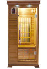 Sauna Infrarouges Luxe - 1 Place
