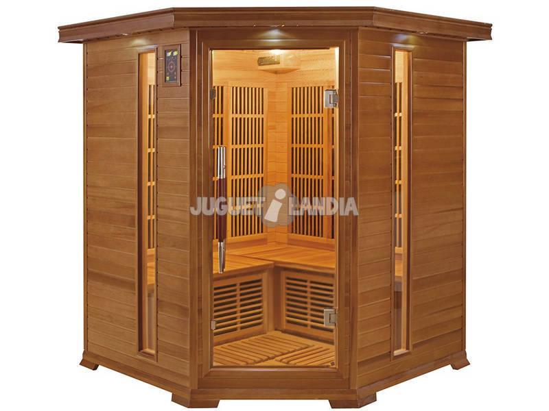 Sauna Infrarossi Luxe - 3/4 Posti