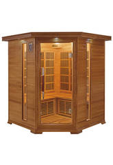 Sauna Infrarouges Luxe - 3/4 Places