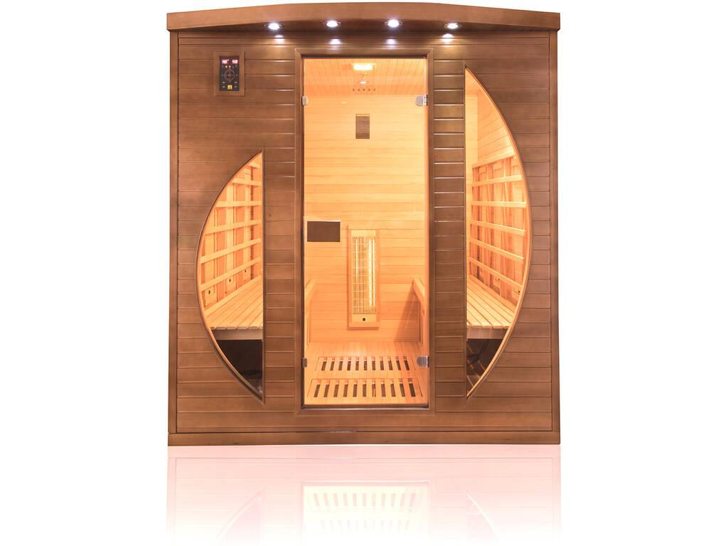 Sauna Infrarossi Spectra 4 Posti