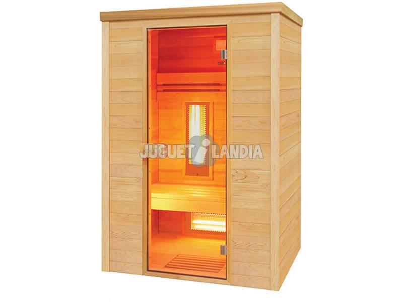 Sauna Infrarossi Multiwave 2 Posti