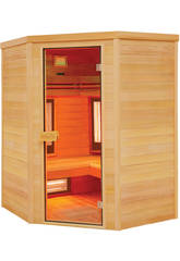 Sauna Infrarouges Multiwave 2-3 Places