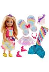 Barbie Dreamtopia Kleine Magische Meerjungfrau Mattel FJC99