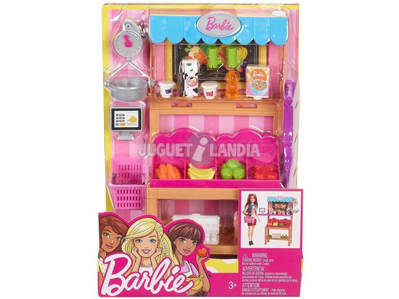 Barbie Playset I can Be Mobili Professioni Mattel FJB25