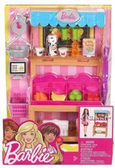 Barbie Centre de Jeux Je Veux Être Mattel FJB25