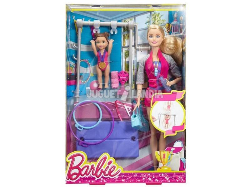 Barbie Playset Deportes Mattel DVG13