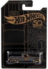 Hot Wheels Véhicules Dorados 50 Anniversaire Mattel FRN33