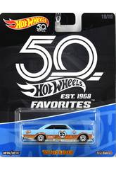 Hot Wheels Surtido Vehículos Premium 50 Aniversario Mattel FLF35